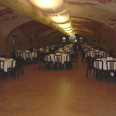 Pavimento sala interna in cemento cerato a Cremona